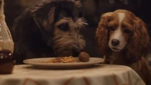'Lady and the Tramp' live-action remake will melt your heart with that famous spaghetti scene