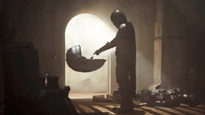 'Star Wars' fans are freaking out over adorable surprise in 'The Mandalorian'