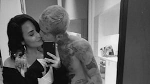 Demi Lovato and Austin Wilson make it official: Who is her pink-haired new boyfriend?