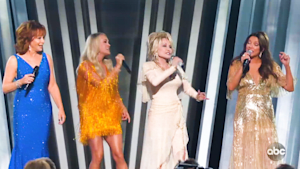 Women rule the night at the CMA Awards