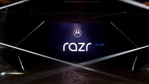 Motorola announces new foldable RAZR phone