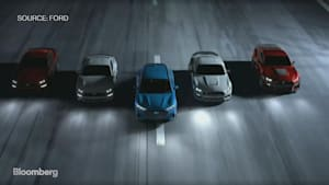 Ford Unveils the Mustang Mach-E