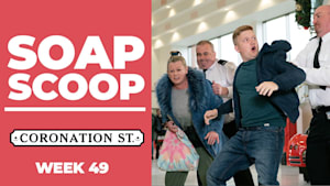 Coronation Street Soap Scoop! Bernie and Chesney fight with Kel