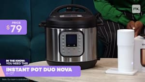 Your kitchen is not complete without the Instant Pot