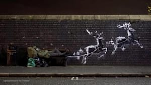Banksy's new mural highlights plight of the homeless