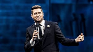 Michael Bublé and his family don't listen to his own festive tunes often