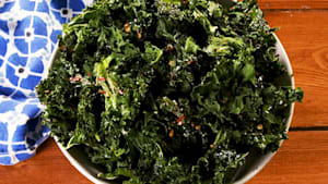 Cool ranch kale chips are IMPOSSIBLE to resist