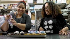 Bakery has a mission to help underserved youth