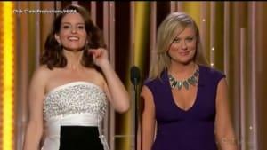 Tina Fey, Amy Poehler to host Golden Globes