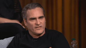 Joaquin Phoenix on the media after River's death