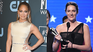 J.Lo's shout out for inspiring 'Fleabag' character