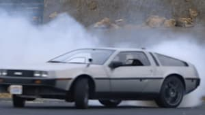 Stanford engineers create a self-driving DeLorean