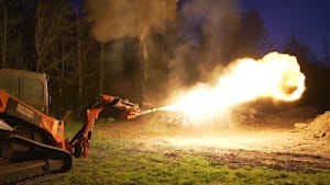 This flamethrower invention is the coolest ever