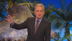 Pat Sajak returns to 'Wheel of Fortune'