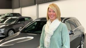 Julia Armbruster: Meisteranwärterin im Presswerk von  Mercedes