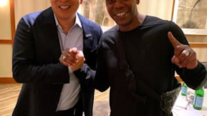 Dave Chappelle endorses Andrew Yang for president