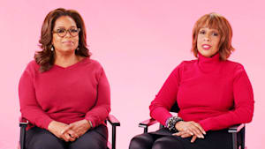 Oprah Winfrey explains why she never got married