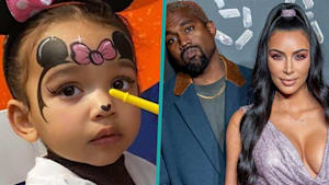 Kim and Kanye throw baby Chicago a birthday bash