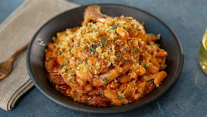 How to make Instant Pot chicken cassoulet