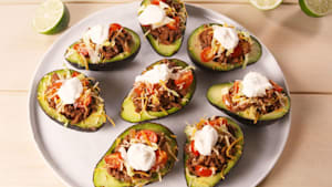 Avocados are the new taco shells