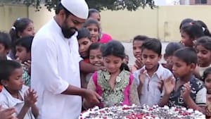 Moinuddin Khwaja hosts a show that helps orphans