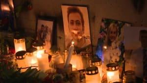 Trauer der Iraner im Ausland: Gedenken an 10 Opfer aus Schweden