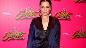 Jessie J scheint 'glücklich' zu sein