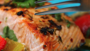 Best Bites: Chili Lime Salmon