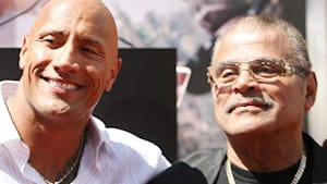 Dwayne Johnson breaks silence on dad's passing