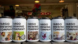 North Dakota brewery helps dogs find forever homes