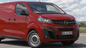 Opel Vivaro Top-Technologien - Assistenzsysteme für Komfort und Sicherheit