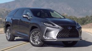 Der neue Lexus RX Exterieur Design
