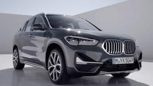 Der neue BMW X1