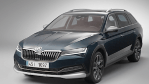 Neuer ŠKODA SUPERB SCOUT Highlights