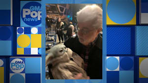 George Lucas meets Baby Yoda