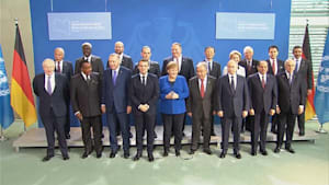 Libyen-Konferenz: Waffenembargo respektieren und stärker kontrollieren