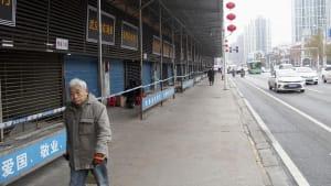 Lungenkrankheit in China - Anzahl der Infizierten steigt