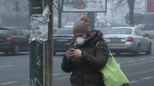 Gesundheitsgefährdende Luftverschmutzung in Sarajevo: Kostenloser Nahverkehr geplant