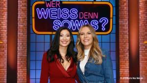 """Dagi Bee vs. Paola Maria bei """"Wer weiß denn sowas?"""""""