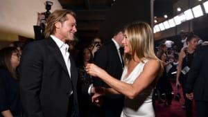 Brad Pitt kann über seine gescheiterten Ehen lachen