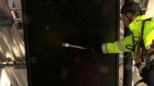 Öresundbrücke: Startschuss für 13-jährige Malerarbeiten