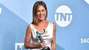 Jennifer Aniston: Überrascht über Sieg