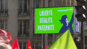 Debatte um homosexuelle Eltern: künstliche Befruchtung spaltet Frankreich