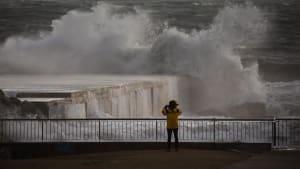 Sturm und Schnee in Spanien: Unwetter fordert drei Tote