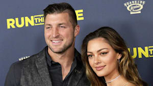 Tim Tebow marries Miss Universe 2017