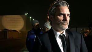 Joaquin Phoenix: Von der Preisverleihung zum Schlachthaus