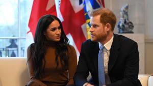 Meghan und Harry: Werden sie zu Netflix-Stars?
