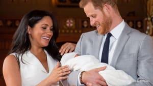 Baby Archie: Jetzt sind alle seine Taufpaten bekannt