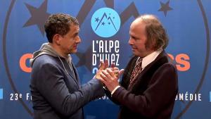 """Filmfestival Alpe d'Huez: """"Ich bin hier immer sehr entspannt"""""""