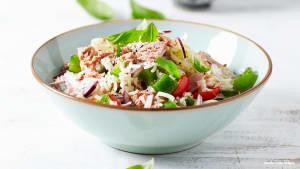 Einfach & schnell: Rezept für einen leckeren Thunfischsalat